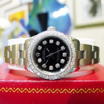 Rolex Oyster Perpetual Diamond Automatic Ladies Watch Ref:...