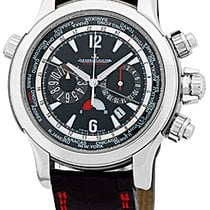 Jaeger-LeCoultre Gent's Stainless Steel  Master Compressor...