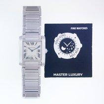 Cartier WSTA0005 TANK FRANÇAISE Stainless steel