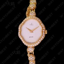 玉宝 黃金 石英 EBEL lady's jewels watch 二手 臺灣, Kaohsiung