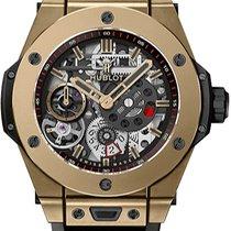Hublot Big Bang Meca-10 neu Handaufzug Uhr mit Original-Box und Original-Papieren 414.MX.1138.RX