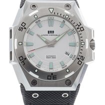 Linde Werdelin The One 33/88 Watch with Textile Bracelet and...