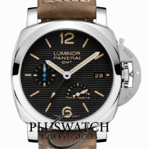 Panerai Luminor 1950 3 Days GMT Power Reserve Automatic PAM01537  PAM1537  1537 new