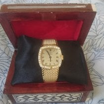 Omega Constellation 18K Vintage Womens watch with antimagnetic...