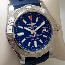 Breitling Avenger II  blue dial, full set