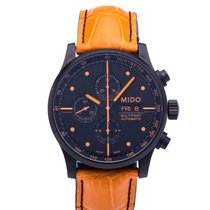 Mido Steel 44mm Automatic M005.614.36.051.22 pre-owned