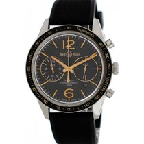 Bell & Ross Steel 43mm Automatic BR-126-55-SP pre-owned United States of America, New York, New York