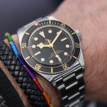 Tudor BLACK BAY FIFTY-EIGHT Man 39mm stainless steel