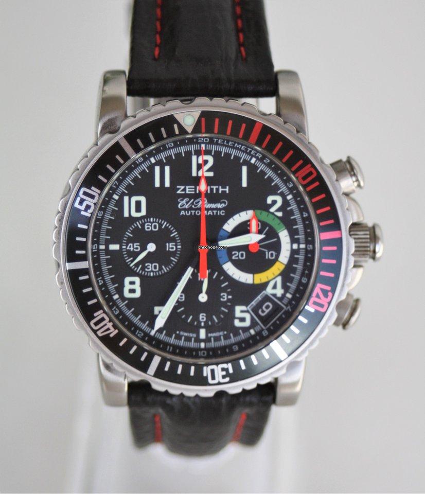 d62369e7d20 Comprar relógios Zenith