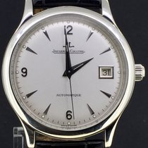 Jaeger-LeCoultre Master Control Steel 37MM, Mint (Papers From...