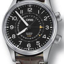 Oris Steel 44mm Automatic 01 910 7745 4084-Set LS new United States of America, Texas, FRISCO