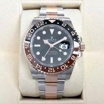 Rolex GMT-Master II Rosegold/Steel LC-EU