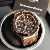 Hublot Big Bang 44 mm neu Automatik Chronograph Uhr mit Original-Box und Original-Papieren 301.PB.131.RX