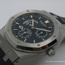 Audemars Piguet Royal Oak Dual Time 39mm Staal