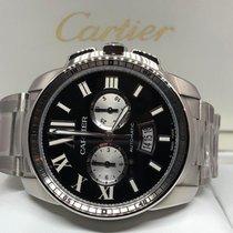 Cartier Calibre de Cartier Chronograph nuevo 42mm Acero