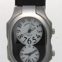Philip Stein Staal 50.5mm Quartz Teslar tweedehands