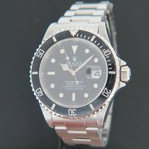 Rolex 16610 Staal 1998 Submariner Date 40mm tweedehands Nederland, Maastricht