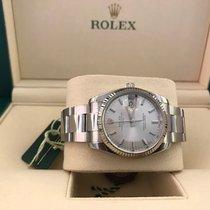 Rolex Oyster Perpetual Date tweedehands 34mm Goud/Staal