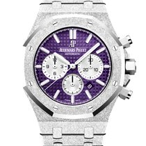 Audemars Piguet Royal Oak Chronograph new 2019 Automatic Chronograph Watch with original box and original papers 26331BC.GG.1224BC.01
