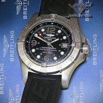 Breitling Superocean Steelfish Steel 44mm Black United States of America, Florida, 33431