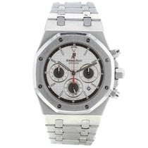 Audemars Piguet 26300ST Steel 2010 Royal Oak Chronograph 39mm pre-owned