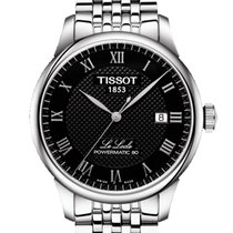 3daeaa443 Tissot Le Locle new Automatic Watch with original box and original papers  T006.407.11.