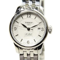 Tissot Steel 25.3mm Automatic T41.1.183.34 new