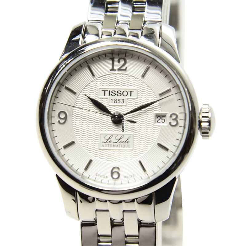 Automatic Stainless 34 183 Tissot 1 White T Steel Classic T41 Nnwym08Ov
