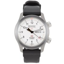 Bremont Steel 43mm Automatic MBII-WH/OR/R pre-owned