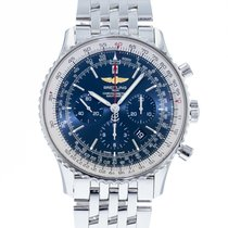 Breitling Navitimer 01 Steel 46mm Blue United States of America, Georgia, Atlanta