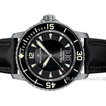 Blancpain Fifty Fathoms Titanio 45mm Negro