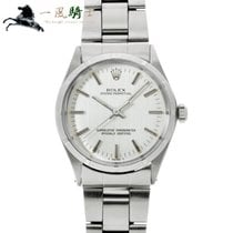 Rolex Oyster Perpetual 34 Acero 34mm Plata