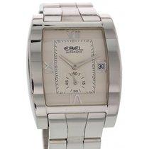 Ebel Tarawa Stahl 36mm Silber
