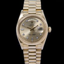 Rolex 1803 Or jaune 1972 Day-Date 36 36mm occasion