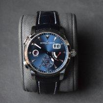 Ulysse Nardin Dual Time новые 2015 Часы с оригинальными документами и коробкой 3243-132LE/93-MON