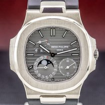 Patek Philippe 5712G-001 White gold 2019 Nautilus 43mm pre-owned