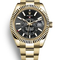 Rolex Sky-Dweller 326938 New Yellow gold 42mm Automatic United States of America, New York, New York
