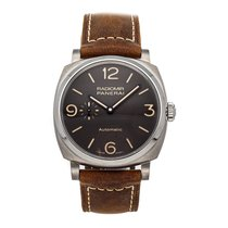 Panerai Radiomir 1940 3 Days Automatic Titanium 45mm Brown Arabic numerals United States of America, Pennsylvania, Bala Cynwyd