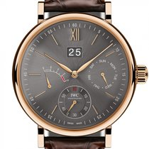 IWC Portofino Hand-Wound Eight Days 	deutsche Papiere inkl MWST