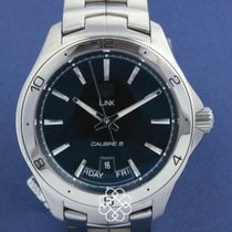 TAG Heuer Link Calibre 5 Staal