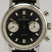 Carl F. Bucherer Chronograph Handaufzug 1968 gebraucht