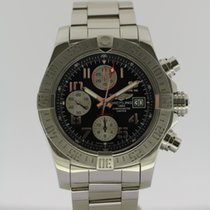 Breitling Super Avenger II from 2016 with box and papers