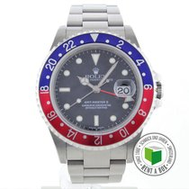 "Rolex Oyster Perpetual GMT-Master II ""Pepsi"""