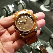 帝陀 (Tudor) 79250BM (2016 Novelty) Heritage Black Bay Bronze 43mm