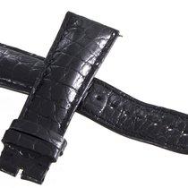 Franck Muller Geneve 22mm Black Alligator Leather Watch Band...