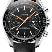 Omega Speedmaster Racing Steel 44.2mm Black No numerals United States of America, New York, New York