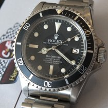 "Rolex 1665 Sea-Dweller"" Rail Dail MK II B & P Full Set aus 1978"
