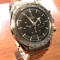 Omega Acier 42mm Remontage manuel 35945000 occasion France, Paris