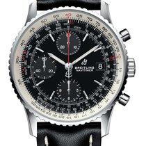 Breitling Navitimer Heritage nuevo 2020 Automático Reloj con estuche y documentos originales A13324121B1X1