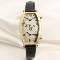 Cartier Tonneau pre-owned 27mm Yellow gold